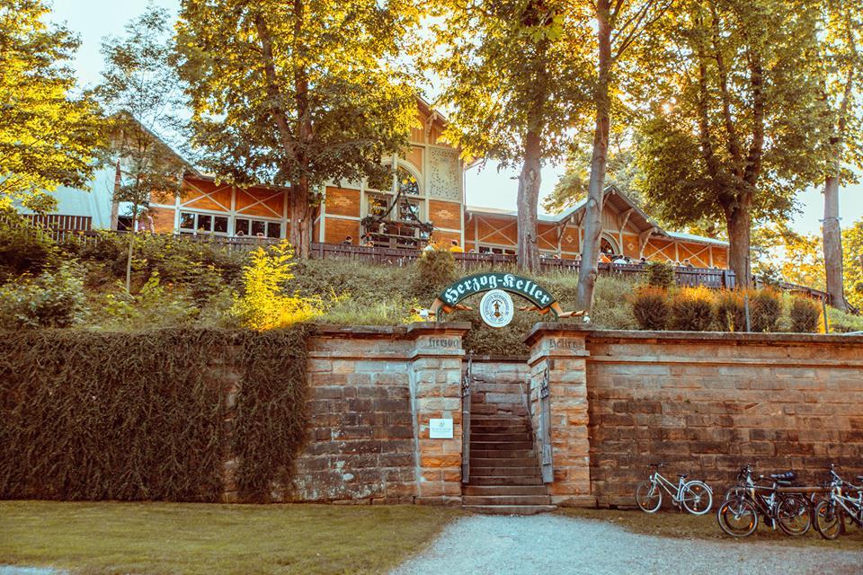 Bayreuth Biergarten Herzogkeller